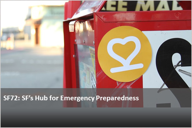sf72, sf's hub for emergency preparedness